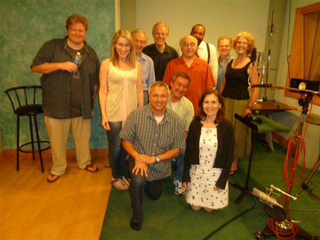The Cast of FANGORIA'S DREADTIME STORIES episode