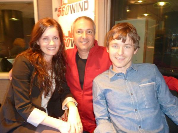 Jamie Anne Allman (AMC's THE KILLING), Carl and Marshall Allman (HBO's TRUE BLOOD