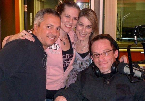 Carl, Sara Court, Lisa and Chris Errera
